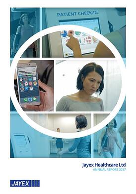 Jayex Healthcare Ltd-Annual Report 2017